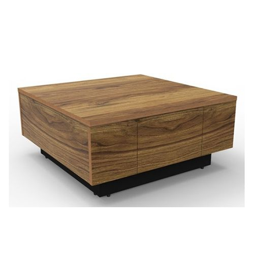 Officeintrend โต๊ะกลาง Coffee table (1-drawer)_650x650x300